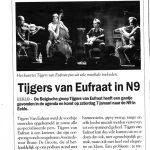 Kwadratuur, Koen Van Meel, 31.12.2011